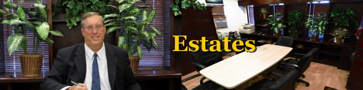 Herbert L. Allen, Jr., P.A., Probate Attorney, has experience in probating estates in Florida.