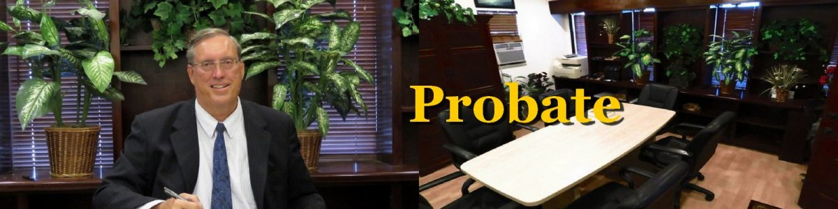 Herbert L. Allen, Jr., P.A., Probate Attorney, has experience with Florida probate matters.